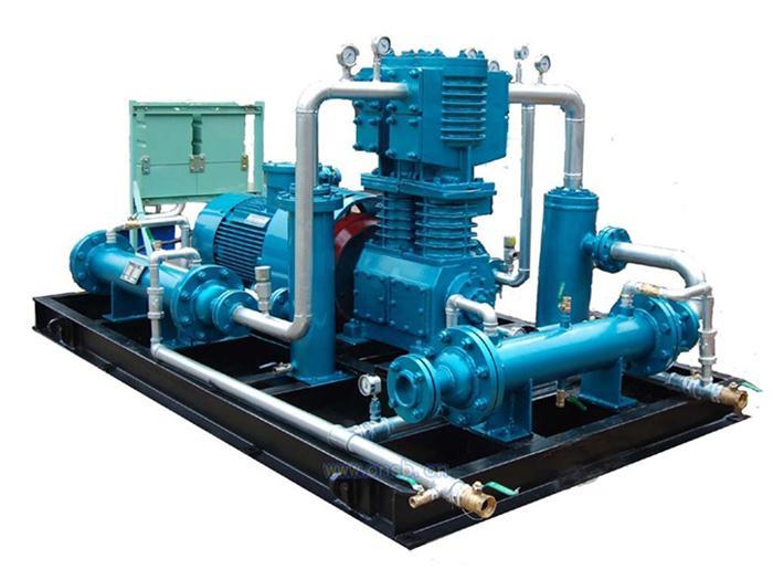 最常见的压缩机就是空调压缩机